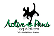 Active Paws Dog Walkers. Professional. Friendly,  Reliable,  Caring.