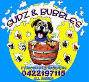 Sudz & Bubbles  Mobile Hydro Wash for dogs