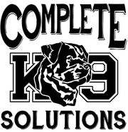 Complete K9 Solutions specialising in dog behaviour modification