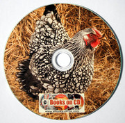 57 Poultry Books on CD for $9.99